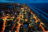 australia stock photography | Surfer's Paradise after Sunset, Q1, Surfer's Paradise, Gold Coast, Queensland (QLD), Australia, Image ID AU-GOLD-COAST-SURFERS-PARADISE-0015.