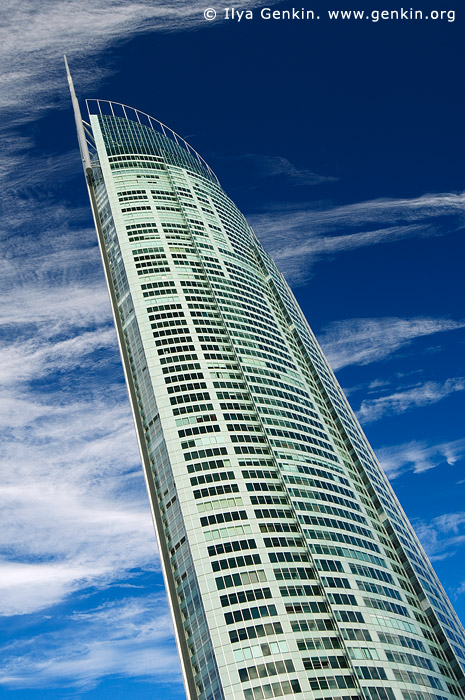 australia stock photography | Q1, The Tallest Living Building in Southern Hemisphere, Gold Coast, Queensland (QLD), Australia, Image ID AU-GOLD-COAST-SURFERS-PARADISE-0006