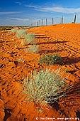 australia stock photography | Dingo Fence near Cameron Corner, Cameron Corner, NSW/QLD/SA, Australia, Image ID CAMERON-CORNER-NSW-QLD-SA-0012.