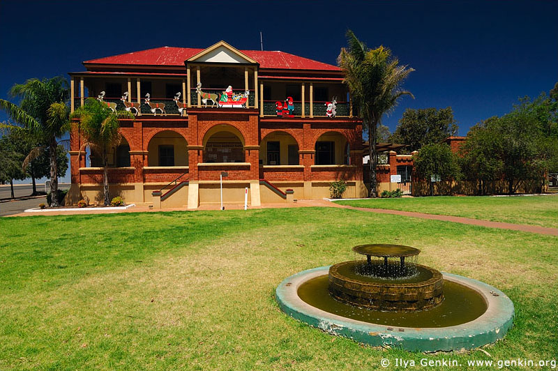 australia stock photography | The Great Cobar Heritage Centre, Cobar, NSW, Australia, Image ID AU-COBAR-0002