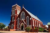 australia stock photography | St Lawrence O'Toole Catholic Church, Cobar, NSW, Australia, Image ID AU-COBAR-0006.