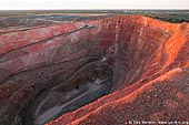 australia stock photography | The New Cobar Gold Mine is Located off the Kidman Way in Cobar, Cobar, NSW, Australia, Image ID AU-COBAR-0009.