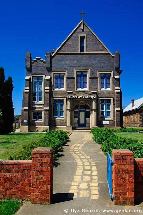 australia stock photography | St Joseph's School, Glen Innes, New England, NSW, Australia, Image ID AU-GLEN-INNES-0004