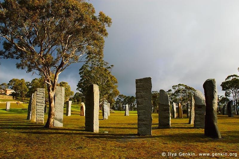 australia stock photography | The Australian Standing Stones, Glen Innes, New England, NSW, Australia, Image ID AU-GLEN-INNES-0008