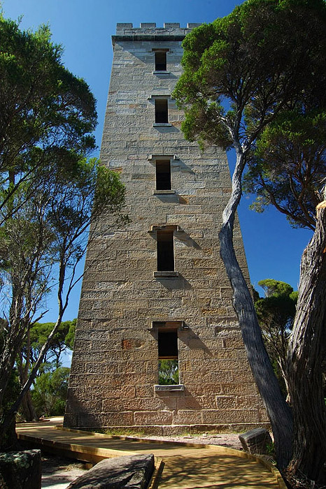 australia stock photography | The Boyd's Tower, Red Point, Ben Boyd National Park, New South Wales, Australia, Image ID AUNS0001