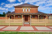 australia stock photography | Wentworth Court House, Wentworth, New South Wales (NSW), Australia, Image ID AU-WENTWORTH-0004.