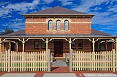australia stock photography | Wentworth Court House, Wentworth, New South Wales (NSW), Australia, Image ID AU-WENTWORTH-0007.