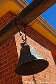 australia stock photography | Bell in Old Wentworth Gaol, Wentworth, New South Wales (NSW), Australia, Image ID AU-WENTWORTH-0018.