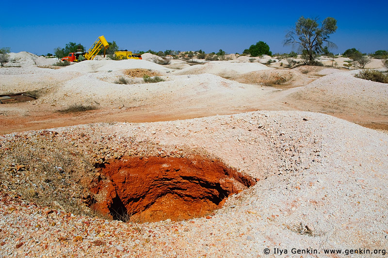 australia stock photography | White Cliffs Opal Mines, White Cliffs, NSW, Australia, Image ID WHITE-CLIFFS-OPAL-MINES-0002