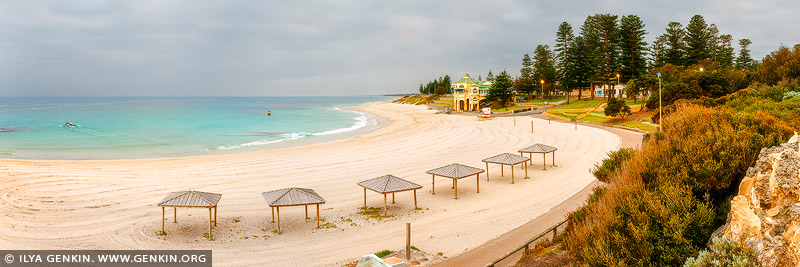 australia stock photography | Cottesloe Beach, Perth, WA, Australia, Image ID AU-PERTH-0003