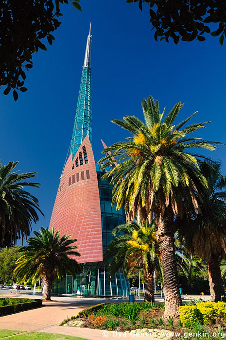 australia stock photography | The Swan Bell Tower, Perth, WA, Australia, Image ID AUPE0004