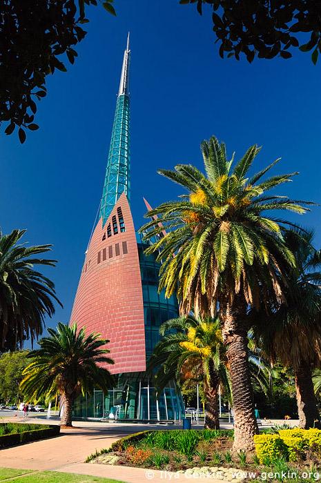 australia stock photography | The Swan Bell Tower, Perth, WA, Australia, Image ID AUPE0004