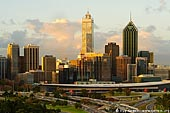 australia stock photography | Perth CBD, View from Kings Park, Perth, WA, Australia, Image ID AUPE0014.