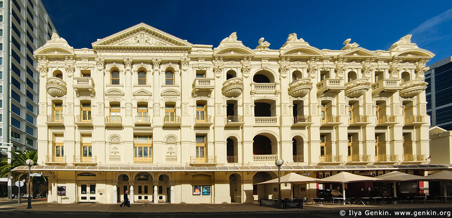 australia stock photography | His Majesty's Theatre, Perth, WA, Australia, Image ID AUPE0016