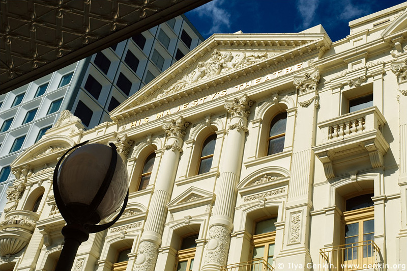 australia stock photography | His Majesty's Theatre, Perth, WA, Australia, Image ID AUPE0017
