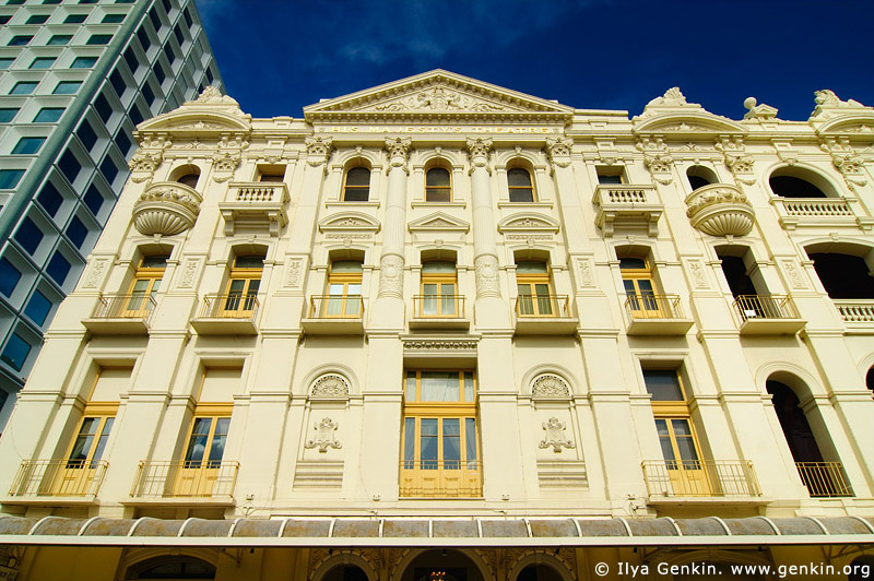 australia stock photography | His Majesty's Theatre, Perth, WA, Australia, Image ID AUPE0024