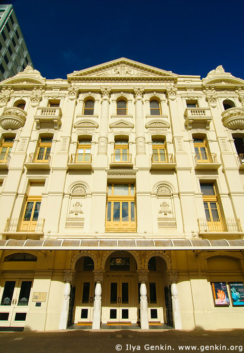 australia stock photography | His Majesty's Theatre, Perth, WA, Australia, Image ID AUPE0025