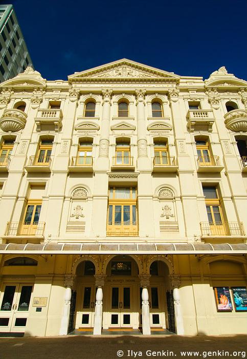 australia stock photography | His Majesty's Theatre, Perth, WA, Australia, Image ID AUPE0025