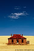 australia stock photography | Abandoned Farmhouse, Burra, South Australia (SA), Australia, Image ID AU-BURRA-0003.