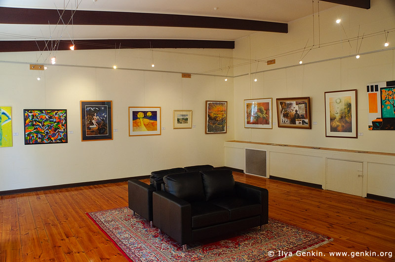 australia stock photography | Art Gallery and Museum Interior, Penola, Coonawarra, South Australia (SA), Australia, Image ID AU-SA-PENOLA-0007