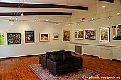 australia stock photography | Art Gallery and Museum Interior, Penola, Coonawarra, South Australia (SA), Australia, Image ID AU-SA-PENOLA-0007.