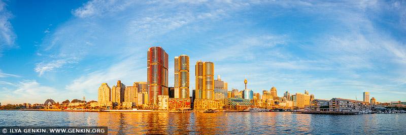 australia stock photography | Sunny Day at Barangaroo, Sydney, New South Wales, Australia, Image ID AU-SYDNEY-BARANGAROO-0001