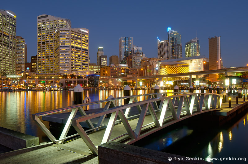 australia stock photography   Water Taxi Wharf at Darling Harbour, Sydney, New South Wales, Australia, Image ID AU-SYDNEY-DARLING-HARBOUR-0009