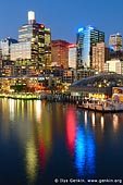australia stock photography | Darling Harbour after Sunset, Sydney, New South Wales, Australia, Image ID AU-SYDNEY-DARLING-HARBOUR-0016. Darling Harbour in Sydney, NSW, Australia is truly amazing and very scenic place in the heart of Sydney.