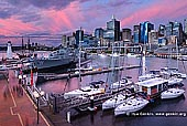 australia stock photography | Dramatic Sunset Above Darling Harbour, Sydney, New South Wales, Australia, Image ID AU-SYDNEY-DARLING-HARBOUR-0024. Dramatic colorful clouds during sunset above Darling Harbour in Sydney, New South Wales, Australia. The stunning pink hues of the sunset create beautiful and romantic image of the Darling Harbour at sunset.