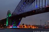 australia stock photography | Sydney Harbour Bridge 75th Anniversary, Sydney, New South Wales, Australia, Image ID AUHB0009.