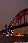 australia stock photography | Sydney Harbour Bridge 75th Anniversary, Sydney, New South Wales, Australia, Image ID AUHB0011.
