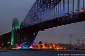 australia stock photography | Sydney Harbour Bridge 75th Anniversary, Sydney, New South Wales, Australia, Image ID AUHB0009.
