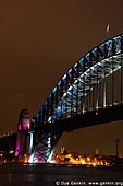 australia stock photography | Sydney Harbour Bridge 75th Anniversary, Sydney, New South Wales, Australia, Image ID AUHB0012.