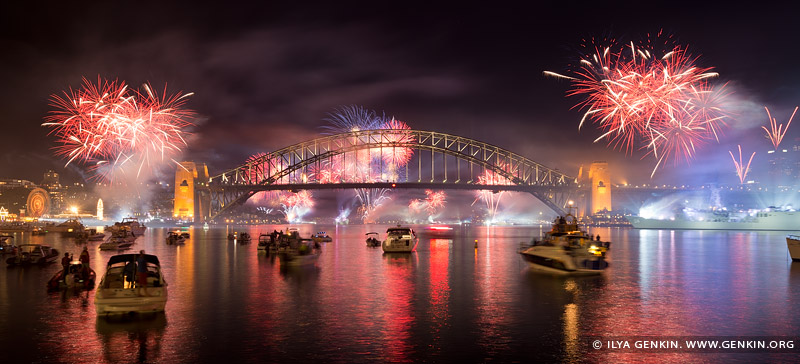 australia stock photography | The Royal Australian Navy International Fleet Review Fireworks and Lightshow Spectacular, View from McMahons Point, Sydney, New South Wales, Australia
