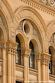 australia stock photography | Queen Victoria Building (QVB) Architecture Details, Sydney, New South Wales (NSW), Australia, Image ID AU-SYDNEY-QVB-0013.