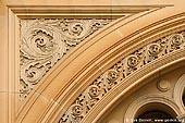 australia stock photography | Queen Victoria Building (QVB) Architecture Details, Sydney, New South Wales (NSW), Australia, Image ID AU-SYDNEY-QVB-0015.