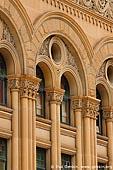 australia stock photography | Queen Victoria Building (QVB) Architecture Details, Sydney, New South Wales (NSW), Australia, Image ID AU-SYDNEY-QVB-0017.