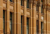 australia stock photography | Queen Victoria Building (QVB) Architecture Details, Sydney, New South Wales (NSW), Australia, Image ID AU-SYDNEY-QVB-0021.
