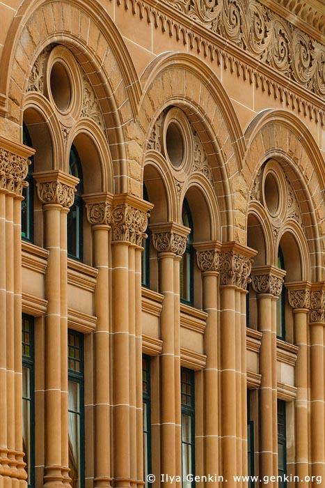 australia stock photography | Queen Victoria Building (QVB) Architecture Details, Sydney, New South Wales (NSW), Australia, Image ID AU-SYDNEY-QVB-0023
