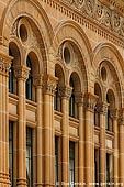 australia stock photography | Queen Victoria Building (QVB) Architecture Details, Sydney, New South Wales (NSW), Australia, Image ID AU-SYDNEY-QVB-0023.