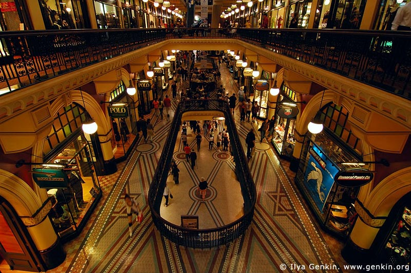 australia stock photography | Interior of the Queen Victoria Building (QVB), Sydney, New South Wales (NSW), Australia, Image ID AU-SYDNEY-QVB-0024