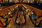 australia stock photography | Interior of the Queen Victoria Building (QVB), Sydney, New South Wales (NSW), Australia, Image ID AU-SYDNEY-QVB-0024.