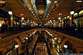 australia stock photography | Interior of the Queen Victoria Building (QVB), Sydney, New South Wales (NSW), Australia, Image ID AU-SYDNEY-QVB-0025.