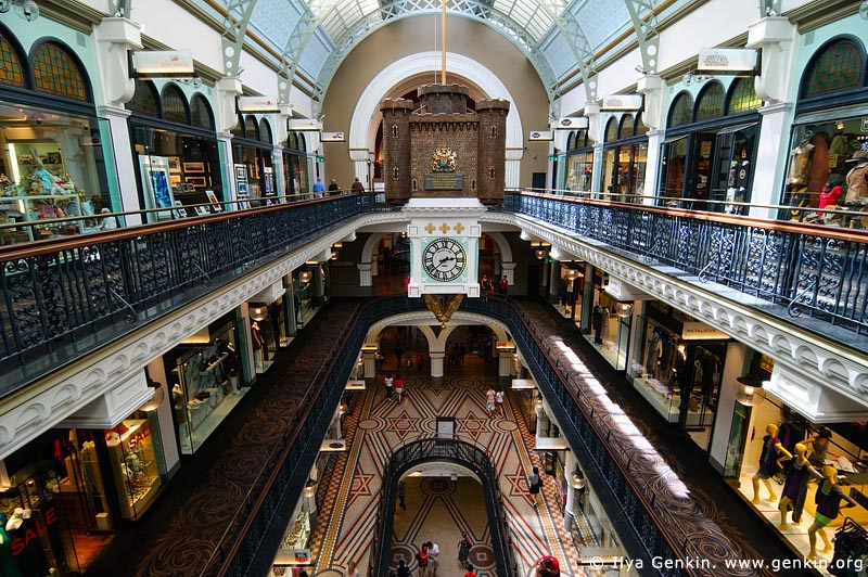 australia stock photography | Interior of the Queen Victoria Building (QVB), Sydney, New South Wales (NSW), Australia, Image ID AU-SYDNEY-QVB-0028