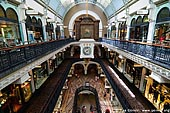 australia stock photography | Interior of the Queen Victoria Building (QVB), Sydney, New South Wales (NSW), Australia, Image ID AU-SYDNEY-QVB-0028.