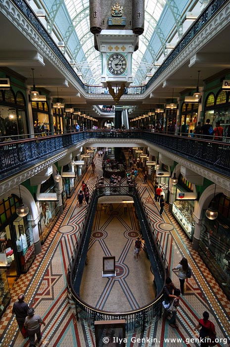 australia stock photography | Interior of the Queen Victoria Building (QVB), Sydney, New South Wales (NSW), Australia, Image ID AU-SYDNEY-QVB-0029