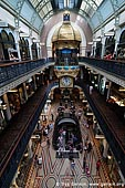 australia stock photography | Great Australia Clock at QVB, Interior of the Queen Victoria Building (QVB), Sydney, New South Wales (NSW), Australia, Image ID AU-SYDNEY-QVB-0032.