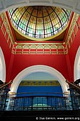 australia stock photography | Interior of the Queen Victoria Building (QVB), Sydney, New South Wales (NSW), Australia, Image ID AU-SYDNEY-QVB-0036.