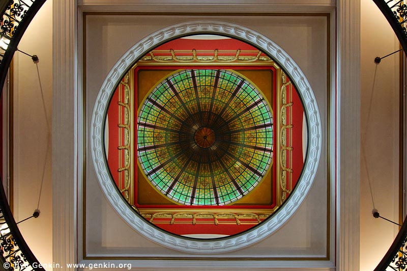 australia stock photography | Interior of the Queen Victoria Building (QVB), Sydney, New South Wales (NSW), Australia, Image ID AU-SYDNEY-QVB-0040