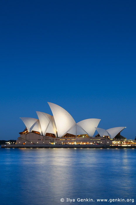 australia stock photography | Sydney Opera House at Night, Sydney, NSW, Australia, Image ID AU-SYDNEY-OPERA-HOUSE-0005